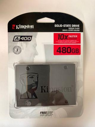 Disco SSD Kingston de 480 GB