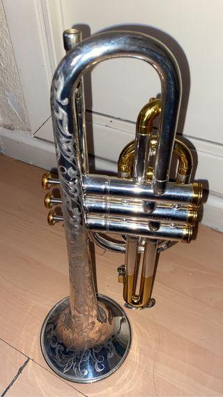 Cornetín Trompeta