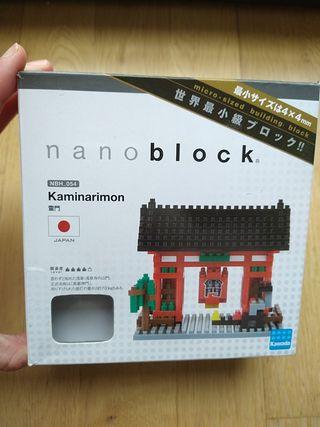 Lego Nanoblock Japon Construcción