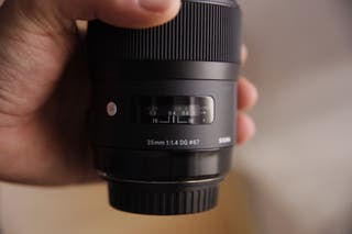 Sigma 35mm F1.4 DG ART