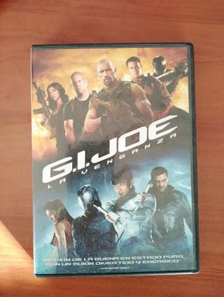 GI JOE, La Venganza DVD