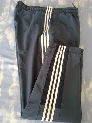 Pantalón chándal chico Adidas talla XL