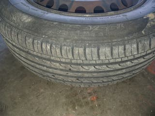 ruedas llantas tapacubos Renault