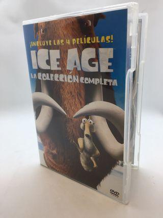 pelicula ice age Coleccion completa
