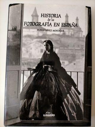 Historia de la fotografía en España
