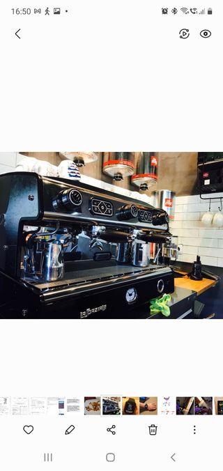 Cafetera profesional, La Spaziale