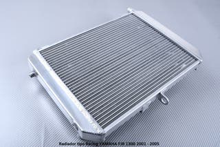 Radiador tipo Racing YAMAHA FJR 1300 2001 - 2005