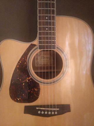 guitarra electroacústica zurda Ibáñez