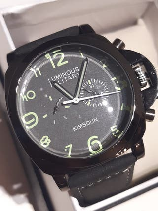 Reloj AUTOMATICO militar estilo Panerai