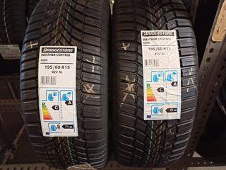 Neumáticos Bridgestone 195/60 15 92V A005