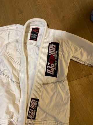 Kimono infantil BJJ Kids jiu-jitsu