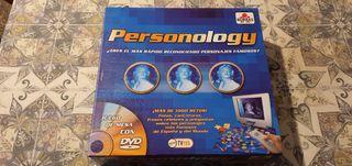 Personology juego de mesa con dvd de borras