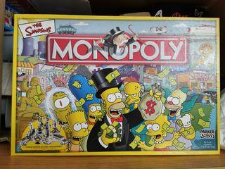 Monopoly Simpsons
