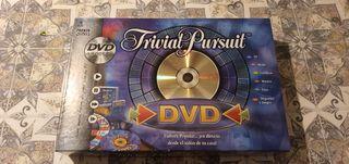 trivial pursuit juego de mesa con dvd de cultura p