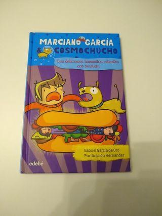 Marciano García. Cosmochucho
