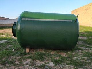 Depósito de 5.000 litros