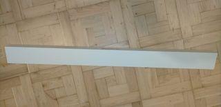 Estante Ribba Ikea blanco