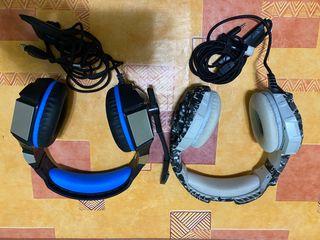 Auriculares para ps4 ps5 y ordenador