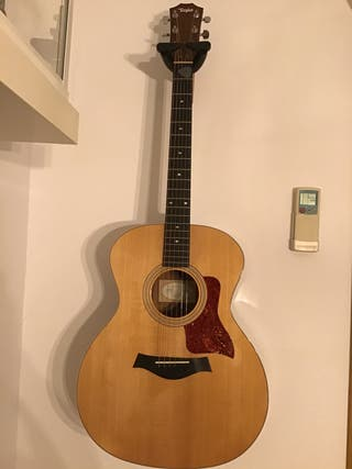 Guitarra acústica Taylor 214 DLX - Impecable