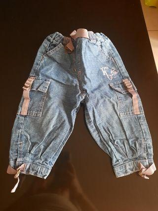 pantalon taille 12 mois
