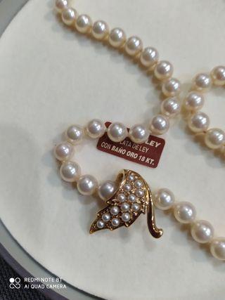 majorica nuevo collar