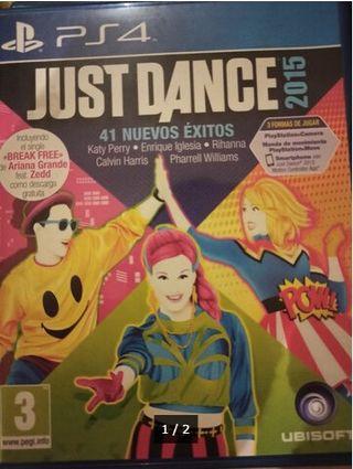 Just dance para ps4