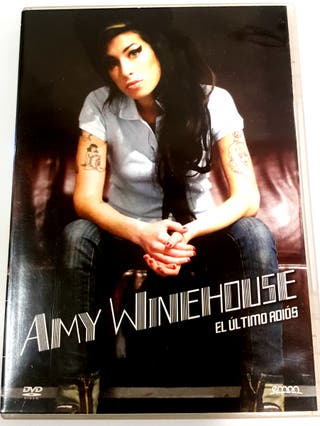 DVD AMY WINEHOUSE EL ÚLTIMO ADIOS