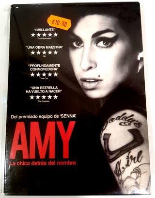 DVD AMY WINEHOUSE IMPOLUTO