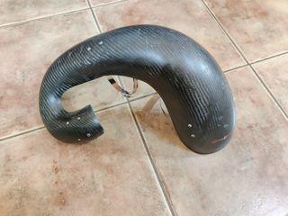 Protector Carbono Bufanda Enduro Gas Gas KTM