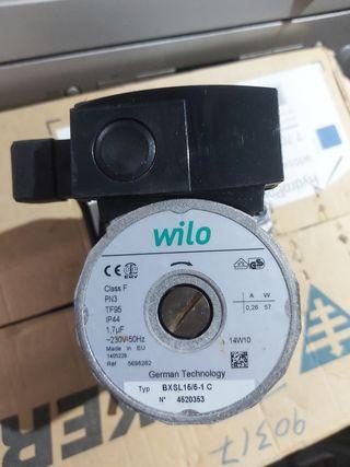 Bomba WILO type BXSL15/5-1 C