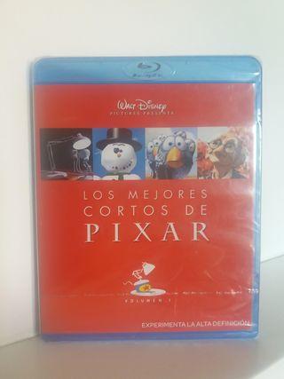 Bluray Los mejores cortos de Pixar (NUEVA)