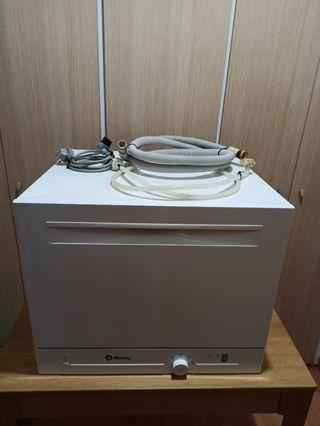 lavavajillas compacto balay