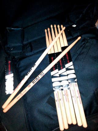 Pack Baquetas 5a Vic Firth