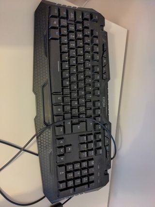 teclado krom kritic RGB
