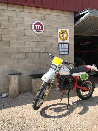 Vendo Montesa Enduro H7 -414