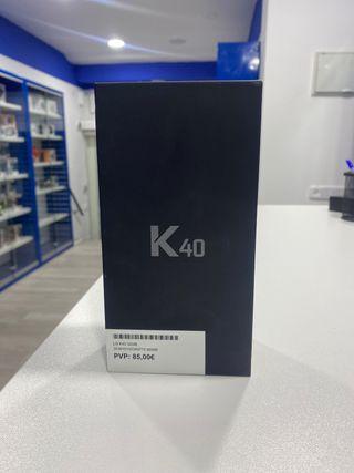 LG K40 32 GB A ESTRENAR
