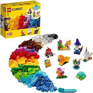 11013 Lego Classic Ladrillos Creativos Transparent