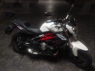 MOTO BENELLI BN302 ABS