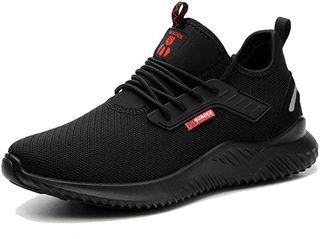 Zapatos de Seguridad con Punta de Acero para