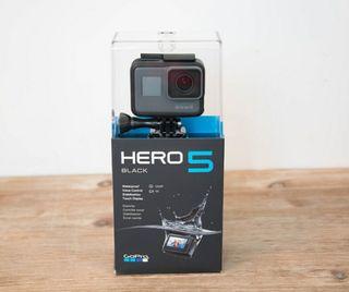 Gopro Hero 5 4K Wifi + 4 baterias nuevas