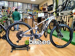 Bicicleta eléctrica motor Shimano 500Wh