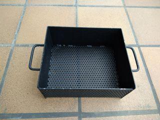 cesta pellets nueva