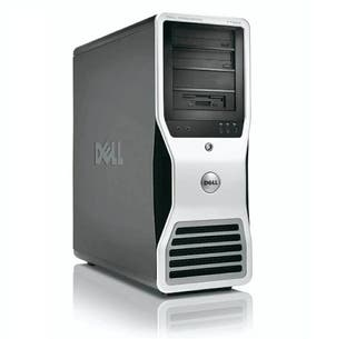 Servidor PC Workstation DELL T7500