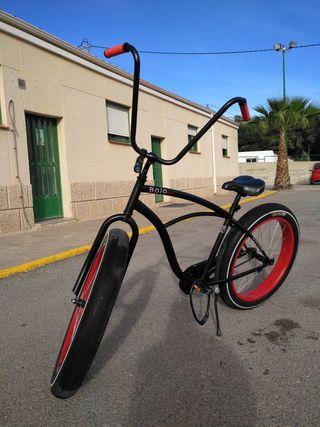 Bicicleta americana fat bike tire Sun Baja Cruz