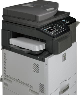 MX-2614N Fotocopiadora Multifunciónal Color A3