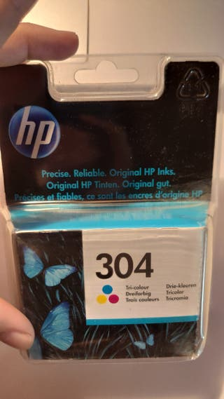 HP 304 cartucho de tinta color