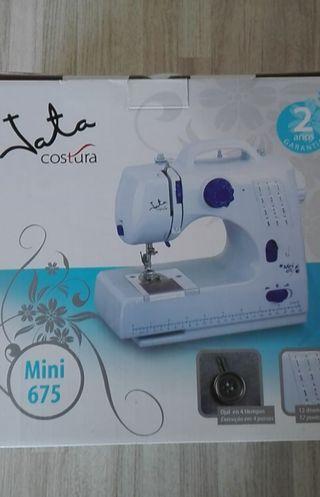 Maquina de coser Jata Costura mini 675