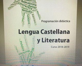 Programación didáctica LCL