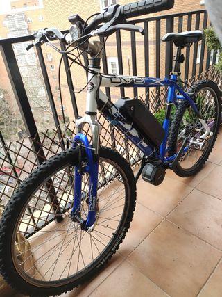 Bici montaña eléctrica E-bike