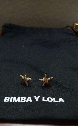 Pendientes de Bimba y Lola